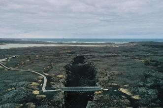 آيسلندا تسجل 17 ألف زلزال في أسبوع ! (1)