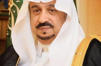 أمير الرياض يعزي ذوي طفلة ضاحية الواشلة - المواطن