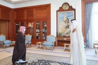 أمير قطر يستقبل وزير الخارجية ويستعرضان تعزيز العلاقات الثنائية - المواطن