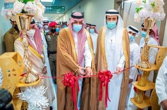 أمير حائل يدشن حزمة مشاريع وبرامج صحية في المنطقة - المواطن