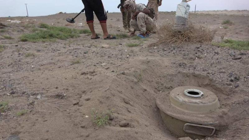 إرث داعش من الألغام يحول حياة الليبيين إلى جحيم