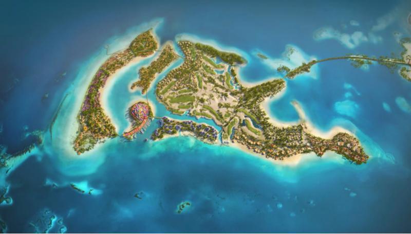 اكتشف جزيرة شُريرة البوابة الرئيسية لمشروع البحر الأحمر في السعودية