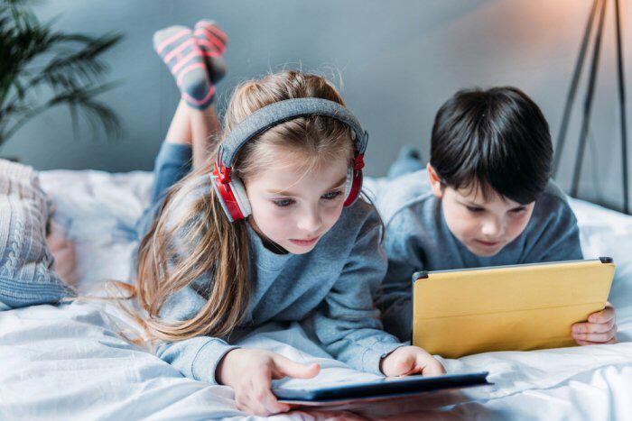 تحديد ساعات معينة لأستخدام الاطفال الأجهزة الذكية