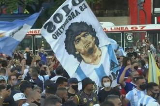 أطباء مارادونا أمام القضاء بتهمة قتل أسطورة كرة القدم