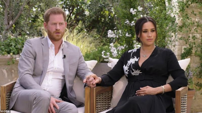 الأمير هاري يخشى أن يتكرر مصير ديانا مع زوجته ميغان (4)