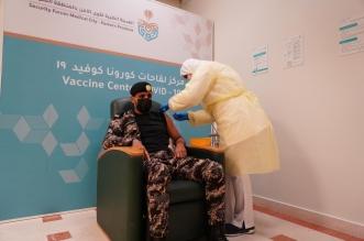 الخدمات الطبية تقدم لقاحات كورونا لمنسوبي الداخلية في الشرقية