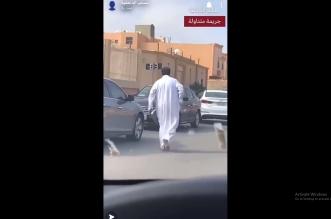 فيديو .. القبض على مُطلق النار على المركز الصحي في الرياض - المواطن