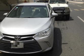 القبض على قائد مركبة تجاوز السرعة النظامية على الطريق - المواطن