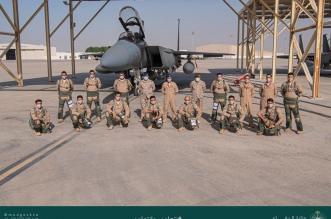 القوات الجوية السعودية تصل الإمارات للمشاركة في تمرين علم الصحراء - المواطن