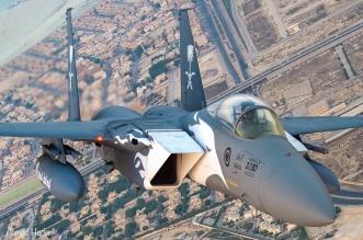 صقور القوات الجوية السعودية يردعون الميليشيا الحوثية - المواطن