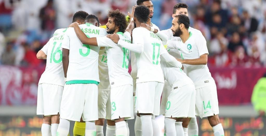 تفاصيل معسكر المنتخب السعودي في الرياض