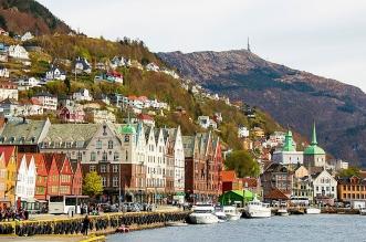 النرويج تدخل الموجة الثالثة من كورونا رسميًا (1)
