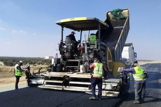النقل تواصل أعمال طريق السيل الكبير - الرياض السريع - المواطن