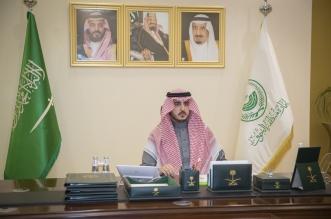 امير الجوف لجنة الطوارئ الإجراءات الاحترازية