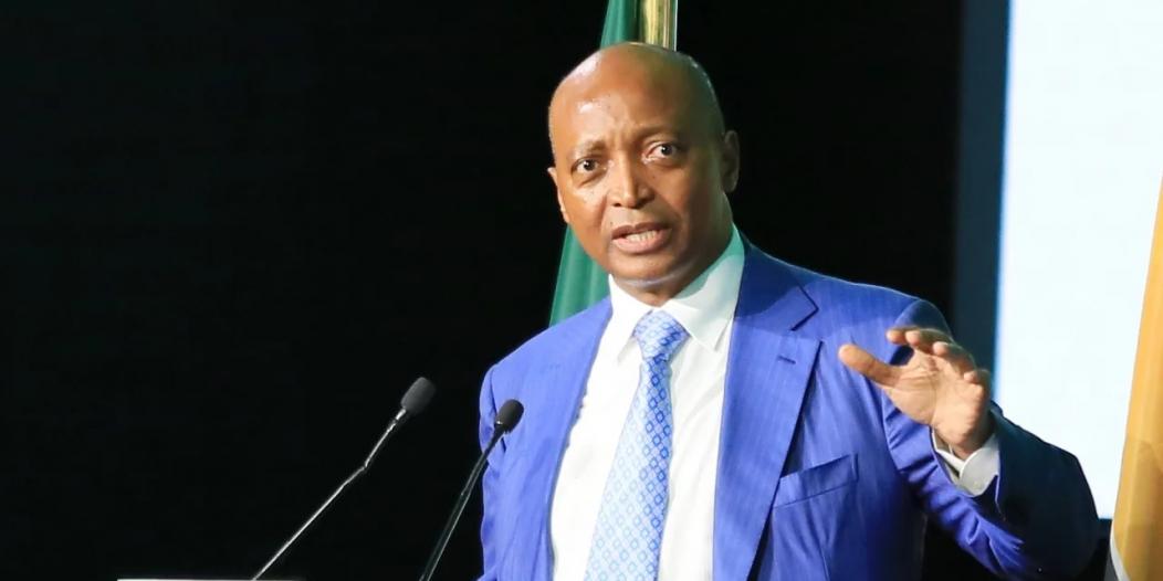 موتسيبي رئيسًا لـ الكاف بالتزكية لـ4 سنوات