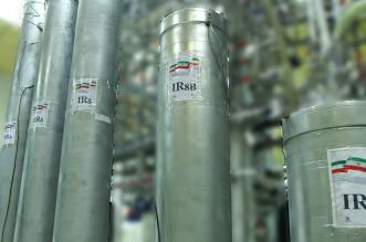 إيران تخفي معدات تستخدم لتخصيب اليورانيوم