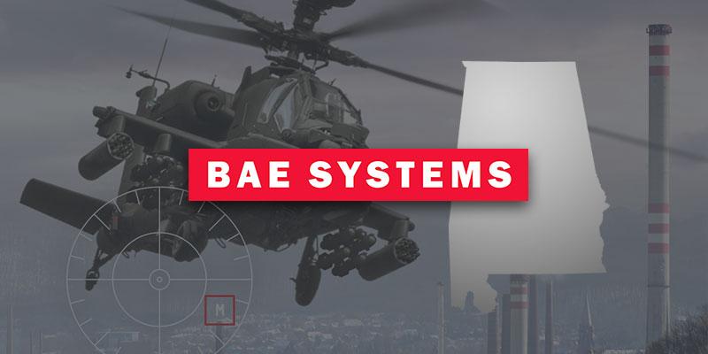 #وظائف إدارية وهندسية شاغرة في شركة BAE SYSTEMS