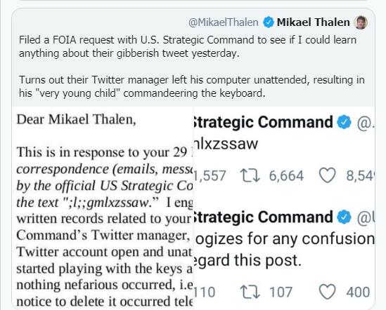 تغريدة من قيادة الجيش الأمريكي تثير المخاوف