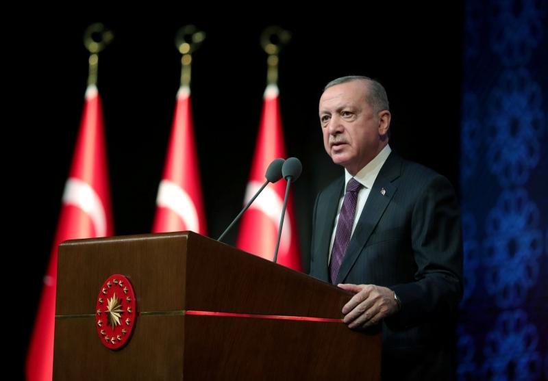 محكمة لاهاي تقبل شكوى جرائم الحرب ضد أردوغان