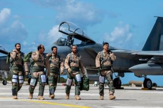 القوات الجوية السعودية واليونانية تختتم مناورات عين الصقر - المواطن