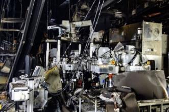 حريق مصنع اليابان يؤثر على 7% من إنتاج السيارات عالميًا (2)