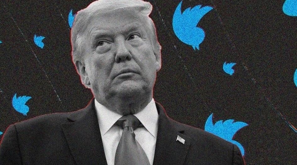 دونالد ترامب يمدح تويتر: قدم لي معروفًا