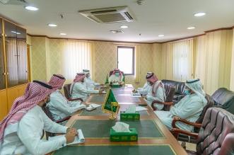 رئاسة الحرمين تناقش الخطط التشغيلية لموسمي رمضان والحج - المواطن