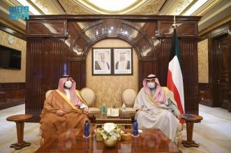 رئيس الوزراء الكويتي يستقبل تركي بن محمد لبحث العلاقات الثنائية - المواطن