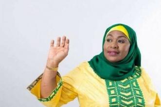 سامية حسن أول امرأة مسلمة ترأس دولة إفريقية - المواطن