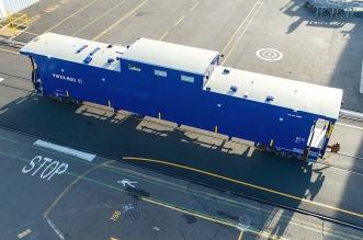 شاهد القطار النووي الجديد للبحرية الأمريكية (4)