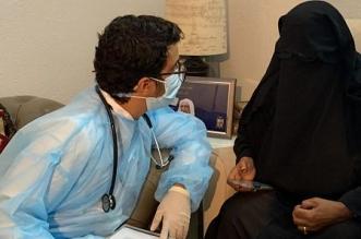 جولات ميدانية لصحة جدة لتقديم تطعيم كورونا في المنازل - المواطن