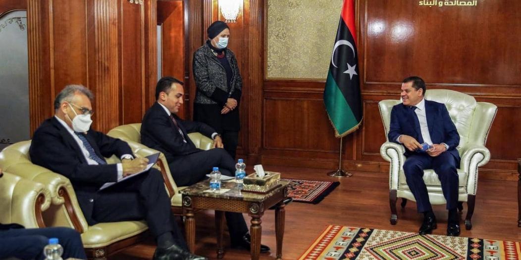 عين إيطاليا على إفريقيا وكلمة السر ليبيا