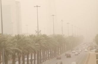 المسند ينشر خريطة الرياح المتوقعة اليوم: مثيرة للغبار - المواطن