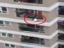 فيديو.. رضيعة تنجو بعد القفز من الطابق الـ 12 ! (4)
