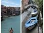 فيديو.. شوارع مدينة فينيسيا جفت من الماء (2)