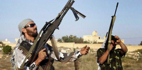 قنبلة موقوتة تهدد مستقبل ليبيا (1)