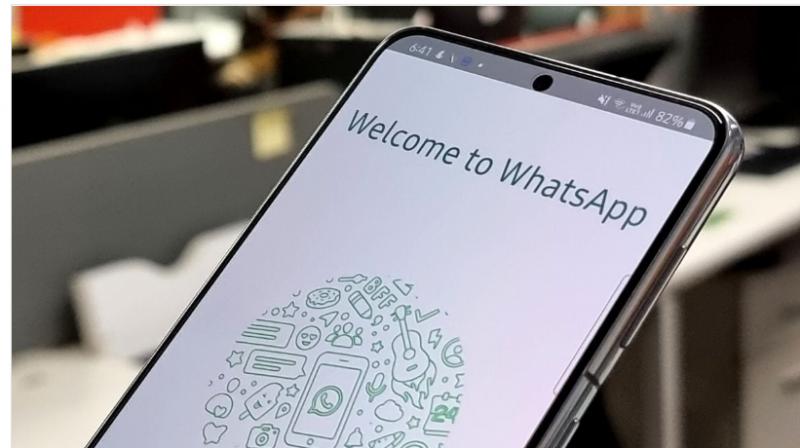 كيفية استخدام ميزة كتم الصوت على WhatsApp (1)