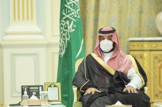 لقطات من استقبال محمد بن سلمان لرئيس وزراء ماليزيا في الرياض - المواطن