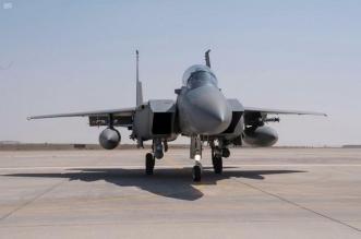 القوات الجوية تشارك بكامل أطقمها في مناورات علم الصحراء بقاعدة الظفرة الجوية - المواطن