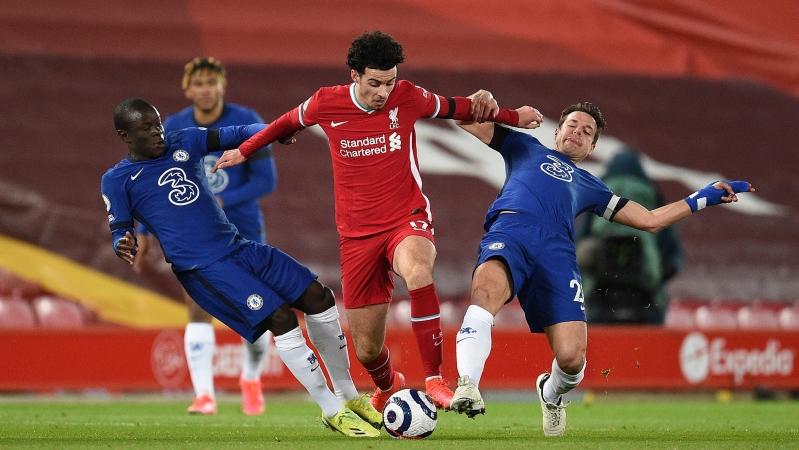 ليفربول ضد تشلسي
