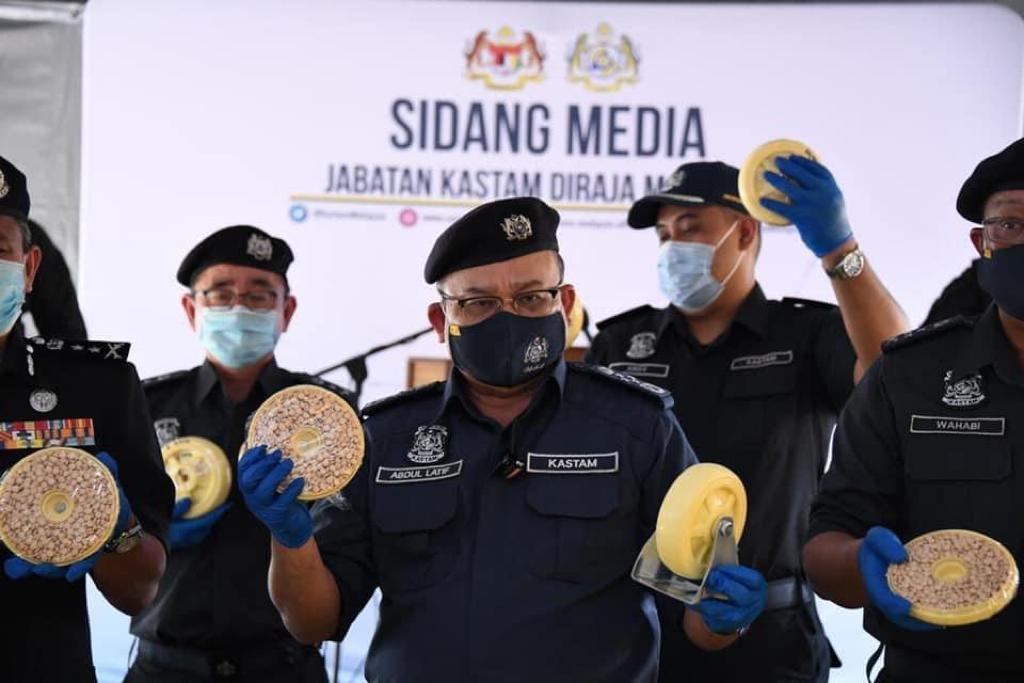 بمساعدة الداخلية السعودية.. ماليزيا تصادر أكبر كمية مخدرات في تاريخها وزنها 16 طنًّا - المواطن