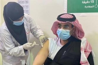 مراكز لقاحات كورونا بالجوف تواصل إعطاء اللقاح للمسجلين عبر صحتي - المواطن