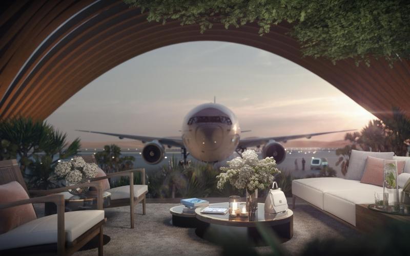 مطار البحر الأحمر بوابة لواحد من أكثر المنتجعات الفريدة في العالم (1)