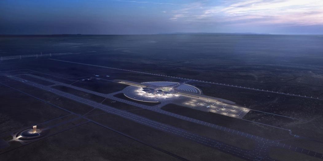 مطار البحر الأحمر بوابة لواحد من أكثر المنتجعات الفريدة في العالم