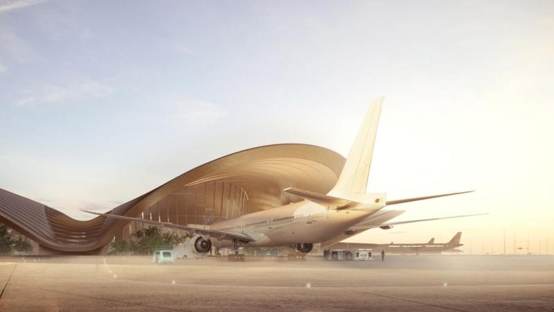 مطار البحر الأحمر بوابة لواحد من أكثر المنتجعات الفريدة في العالم (4)