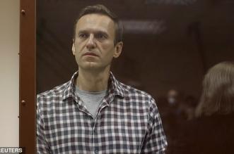 مقر حبس المعارض أليكسي نافالني يشبه غرف تعذيب القرون الوسطى