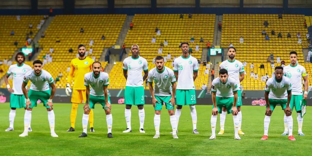 نتائج منتخب السعودية في ختام المجموعات