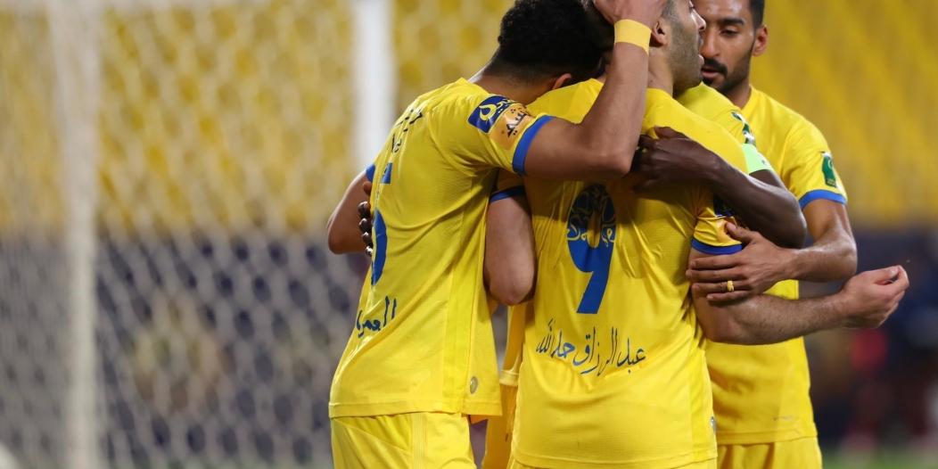 النصر يُلاقي الفيصلي في نصف نهائي كأس الملك