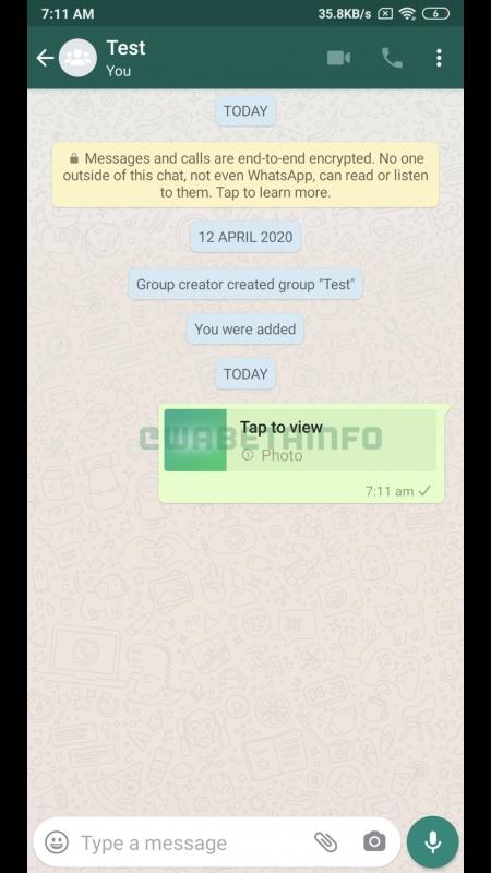 خاصية طال انتظارها على WhatsApp قيد التجريب