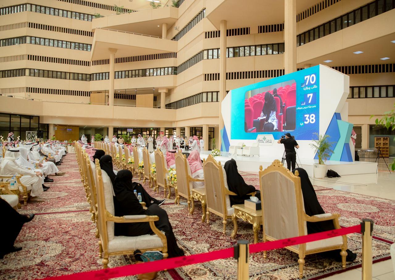 وزير التعليم يتفقد مشروعات ومرافق جامعة القصيم - المواطن